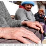 Projeto prevê  reajustar os planos de saúde de idosos