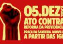 Bancários Joinville convoca para ato na Praça da Bandeira