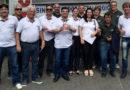 Ato contra a Reforma da Previdência em Joinville