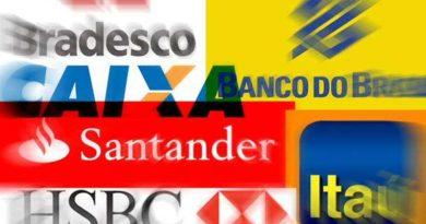 Expediente bancário neste fim de ano vai até dia 28 (quinta-feira)