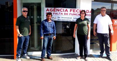 Sindicato fecha agência do Itaú por melhor atendimento