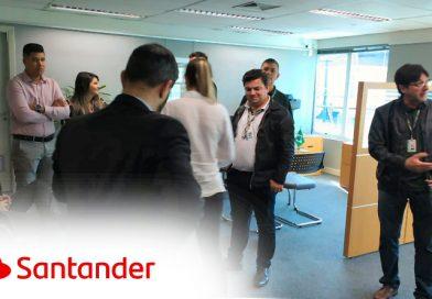 Mais reuniões do Sindicato nas agências do Banco Santander