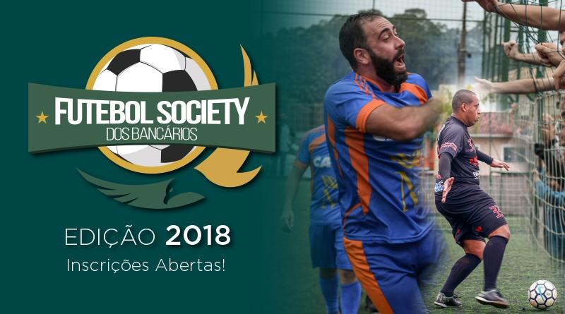 516a347fc27ff Inscrições abertas para a Edição 2018 do Campeonato Bancário de Society