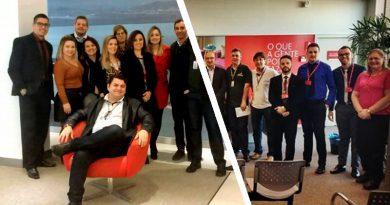 Reuniões prosseguem no Banco Santander
