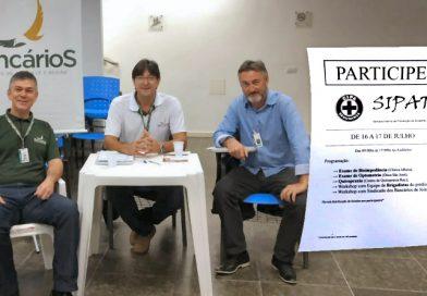 Bancários Joinville participa do Sipat do Banco do Brasil