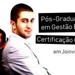 Pós-Graduação em Gestão Bancária e Certificação CEA em Joinville?