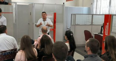 Bancários em Barra Velha discutem sindicalismo