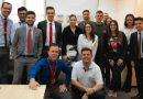 Sindicato em reunião no Banco Santander Agência Príncipe
