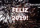 Feliz 2019 aos bancários e financiários de Joinville e região!