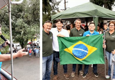 Sindicato dos Bancários de Joinville na luta em defesa da Previdência!