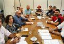 Reunião com representantes da Caixa Econômica Federal