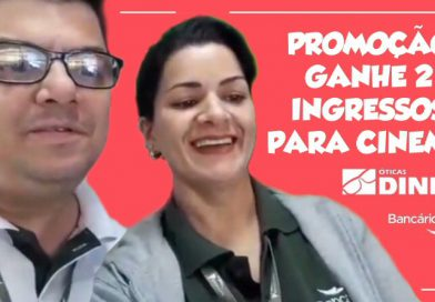 """E saiu a ganhadora da promoção """"Dia dos Namorados com Óticas Diniz"""""""