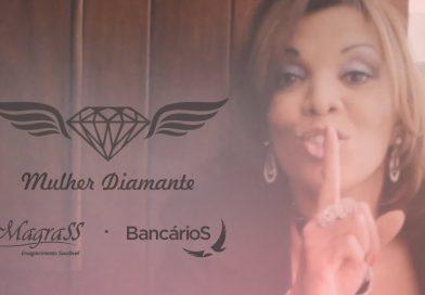 """Promoção """"Nelma Penteado: Workshop Mulher Diamante""""; Magrass Iririú"""