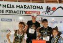 Bancários presentes na 5° Meia Maratona de Piracity