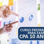 Curso preparatório para exame CPA-10 ANBIMA