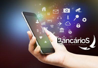 Já baixou o aplicativo dos convênios Bancários Joinville no seu celular?