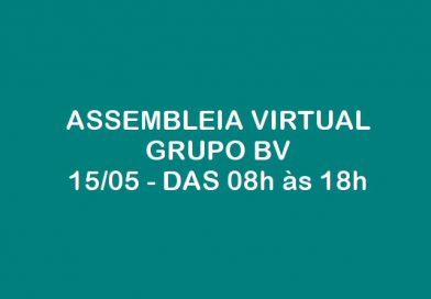 Funcionários do Grupo BV aprovam acordo em assembleia virtual