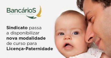 Sindicato disponibiliza novo curso para Licença-Paternidade