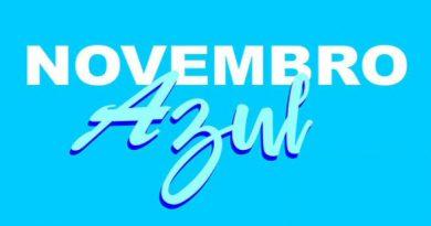 Novembro Azul: nós apoiamos!