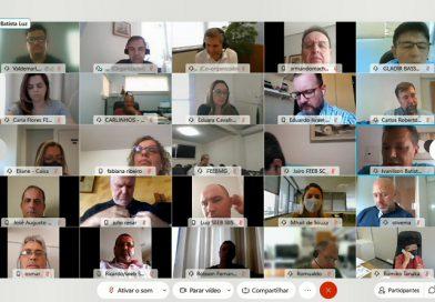 Bancários Joinville em reunião da Comissão Bipartite de Saúde da Fenaban