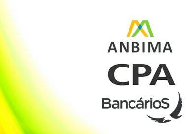 Novos cursos preparatórios CPA-10 e CPA-20 online para fevereiro de 2021
