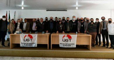 Movimento sindical se reúne em Jaraguá do Sul e debate futuro do trabalho