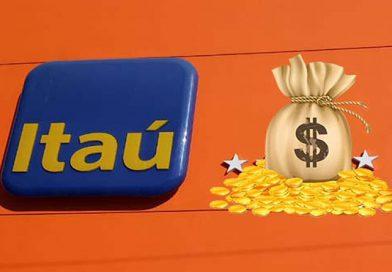 Itaú tem lucro de R$ 7,56 bilhões no segundo trimestre